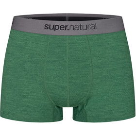 super.natural Base 175 Mid Boxer Heren, marsh green melange